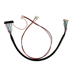 Bloomice Cable Assemblies - Low-Voltage Differential Signaling (LVDS), Backlight & Ribbon